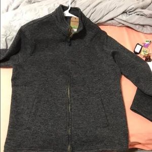 Men's Dockers Zip Up Sweater